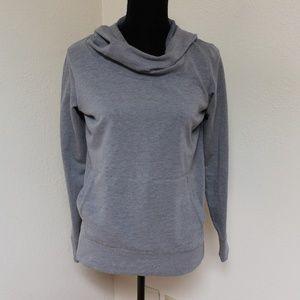 Columbia Women's Grey Cowl Neck Pullover